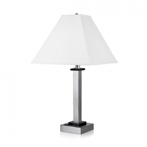 Table Lamps Chrome